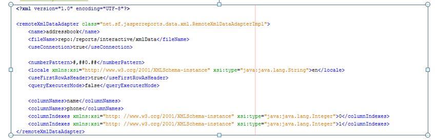 Creating Jasper Reports In (iReport) Using XML As Data Source