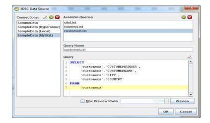 PRD cascading parameter 14